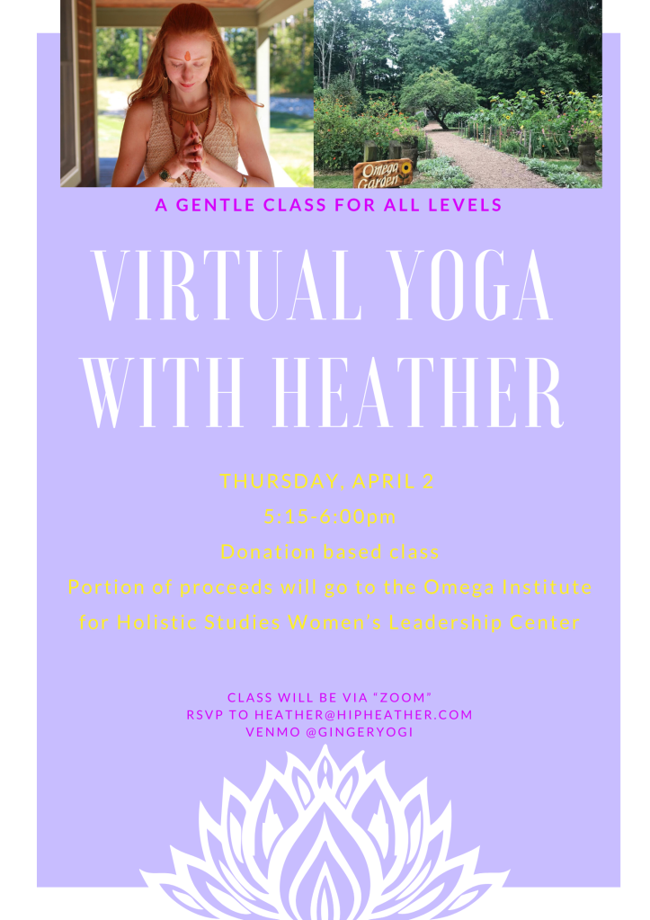 Tomorrow I will host my very first virtual yoga class! Donation based, send me a message or comment if you'd like the link. 🥰🙏🏽🧘‍♀️